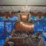 фото свадебного стола