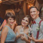 фото гостей со свадьбы