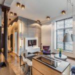 Интерьерная съемка кухни квартиры