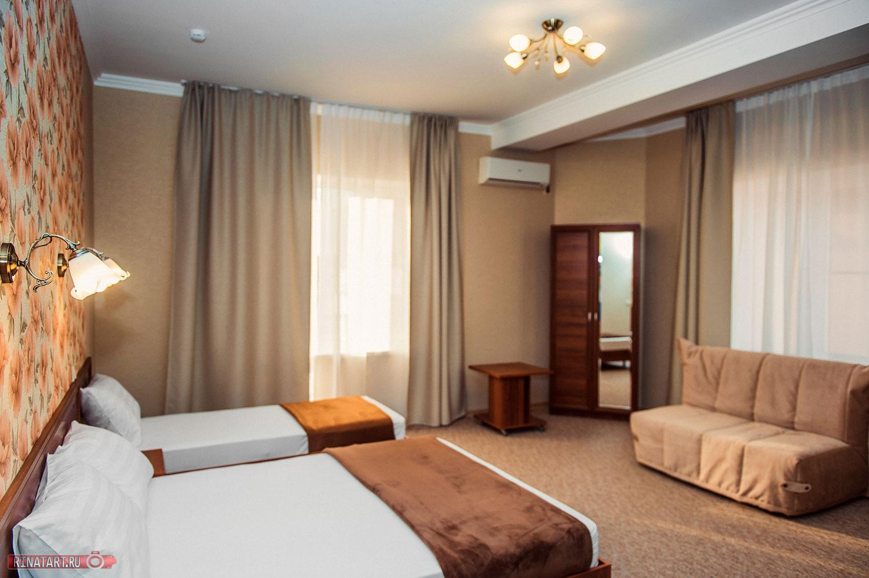 Отель в Сукко