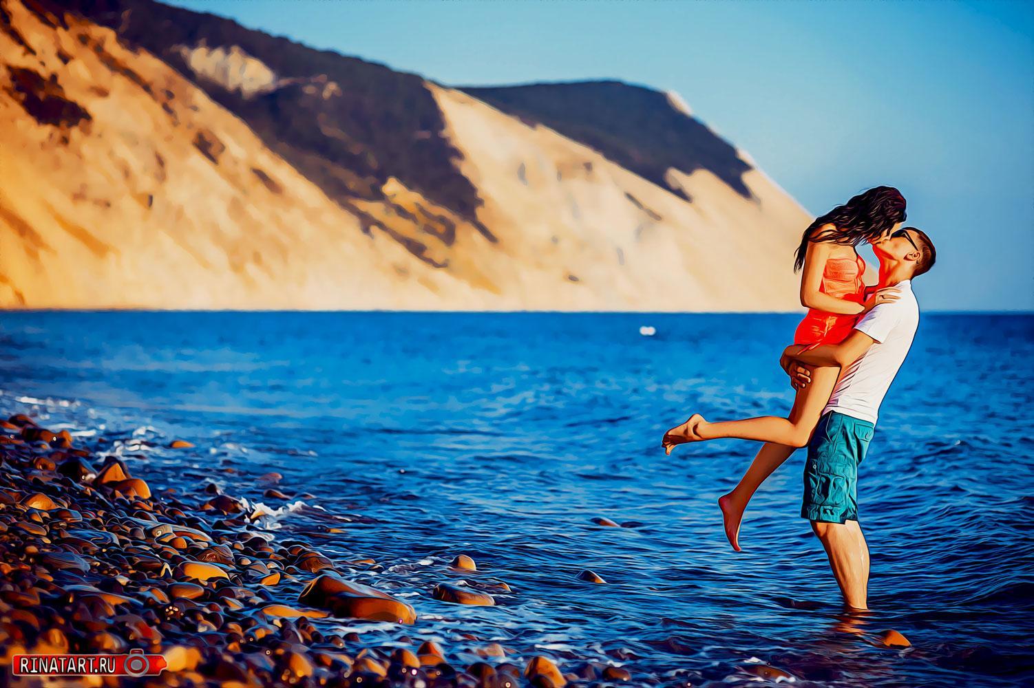 LoveStory на море