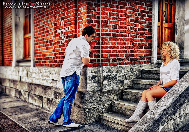 LoveStory любовной пары