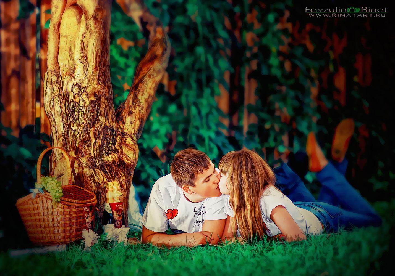 LoveStory от рината файзулина