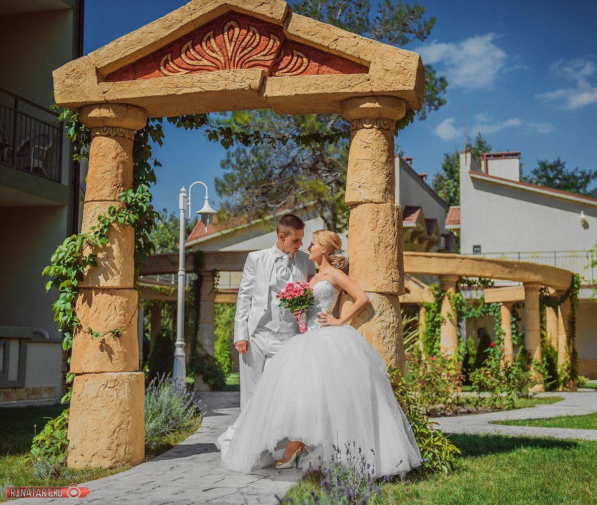 Свадебная фотосессия в красивых местах Анапского района