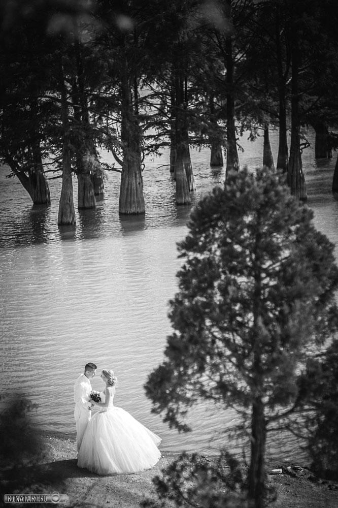 свадебная ретро фото сессия