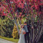 Лучшие фотографии свадьбы весной