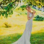 правельная поза невесты