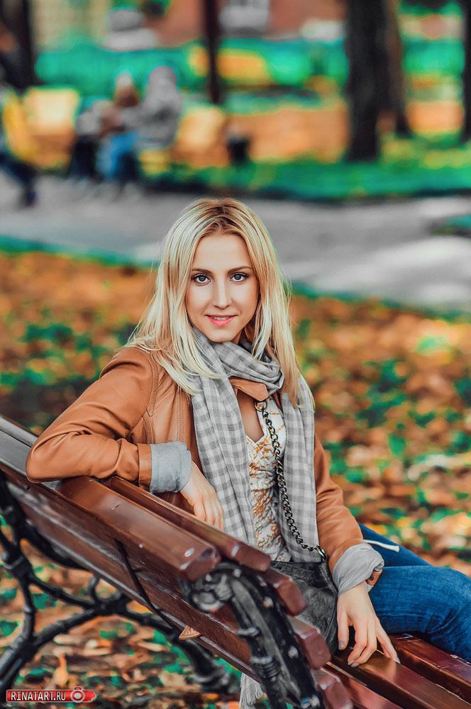 Осенняя фотосессия в Анапе