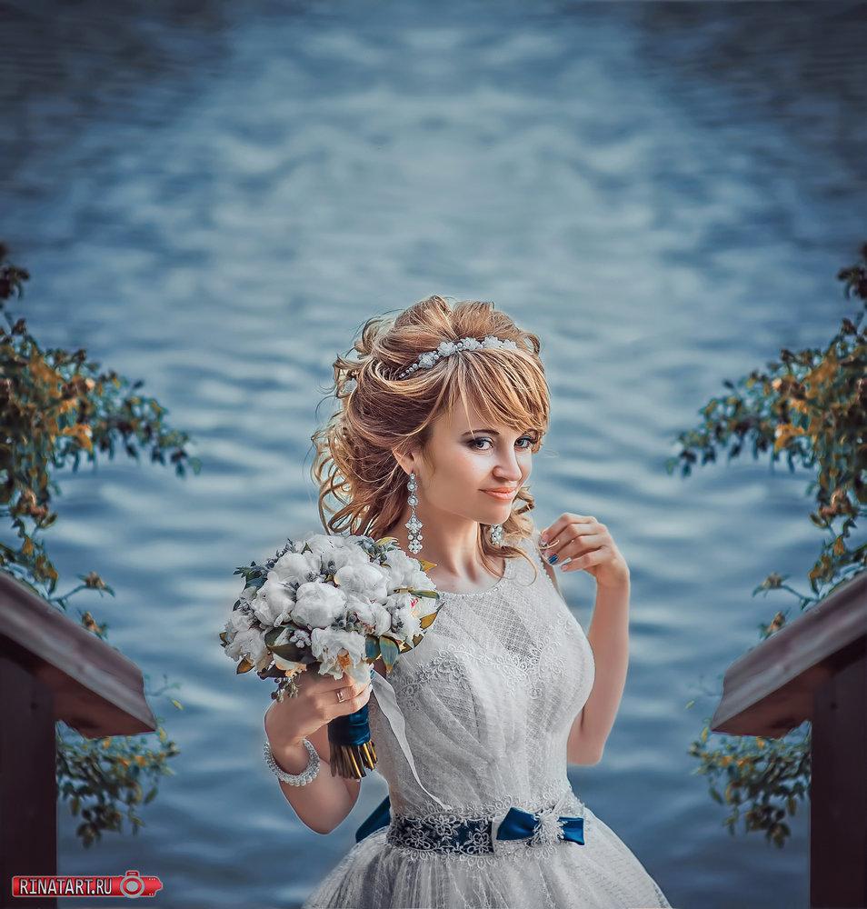 фото сессия невесты