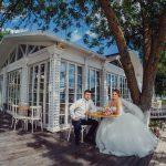 Фотосъемка в местах свадебной прогулки