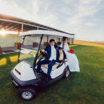 Свадебная фотосессия в Анапе в местах прогулки