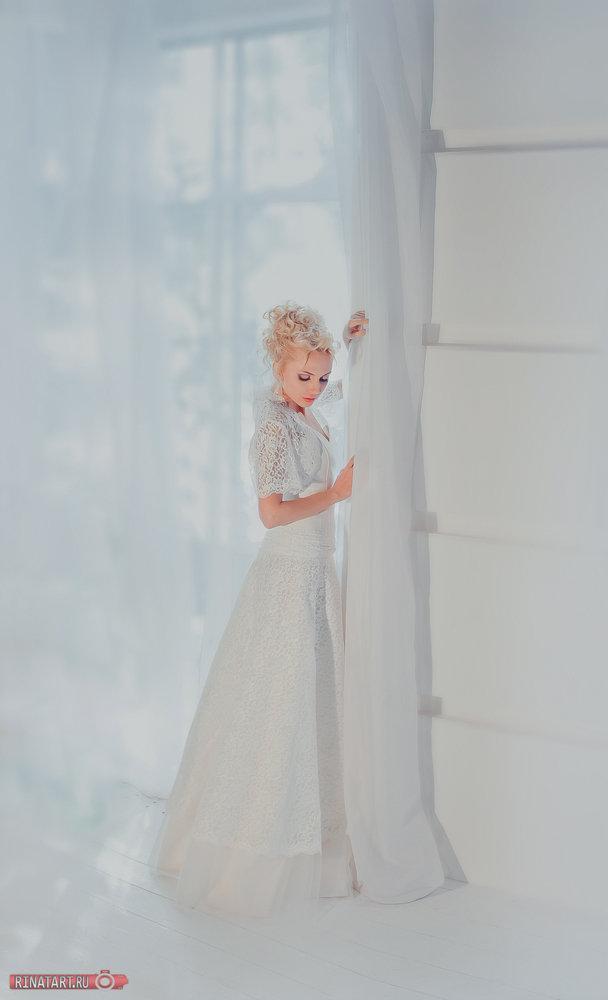 подготовка невесты