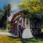 Фотосессия в местах прогулки жениха и невесты