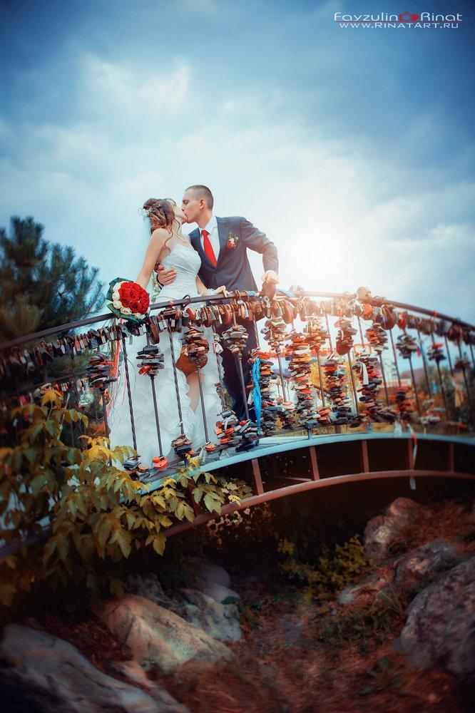 Популярные места прогулки свадебной пары в Анапе