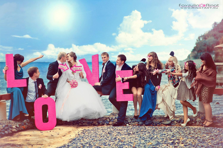 Красивые места для свадебной съемки в Сукко