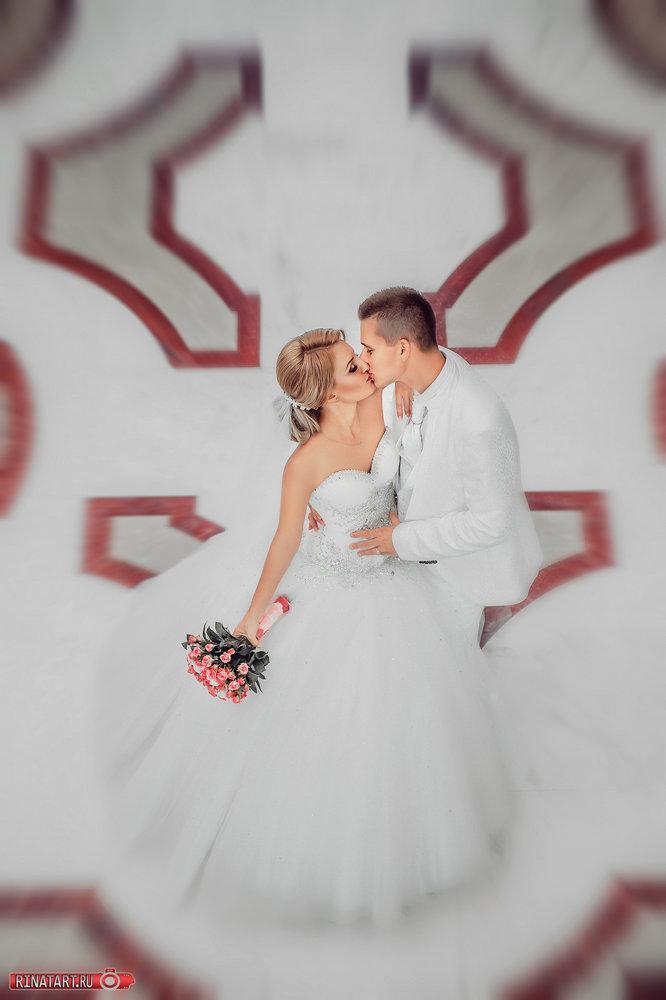 фотосьемка жениха и невесты