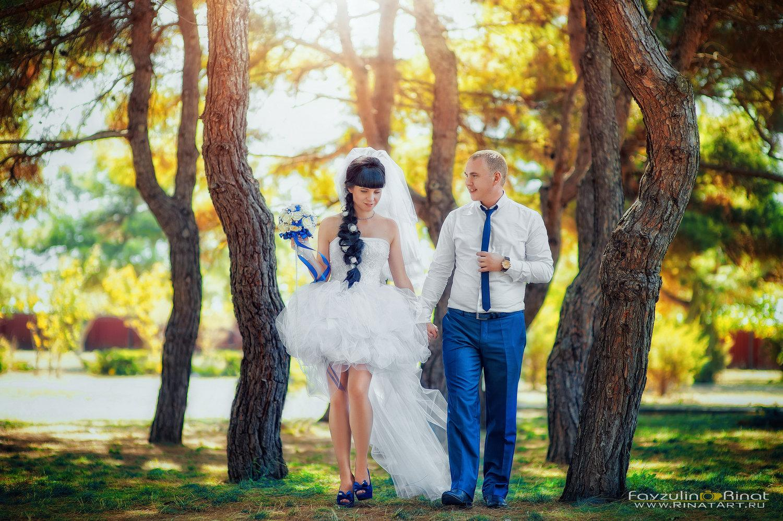 свадебные моменты летних фото