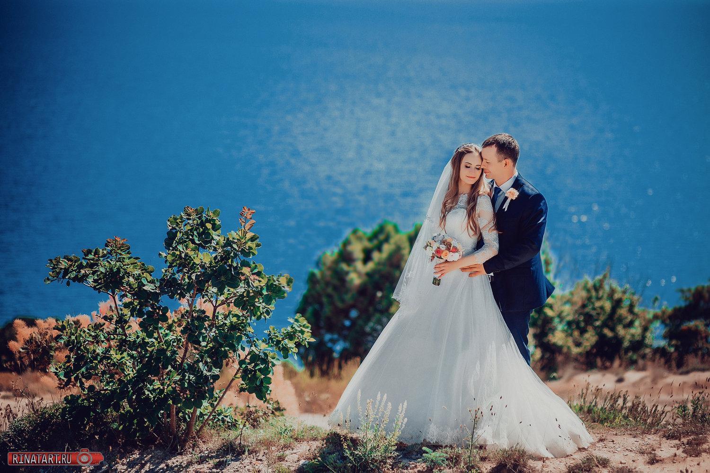 фото свадьбы на море