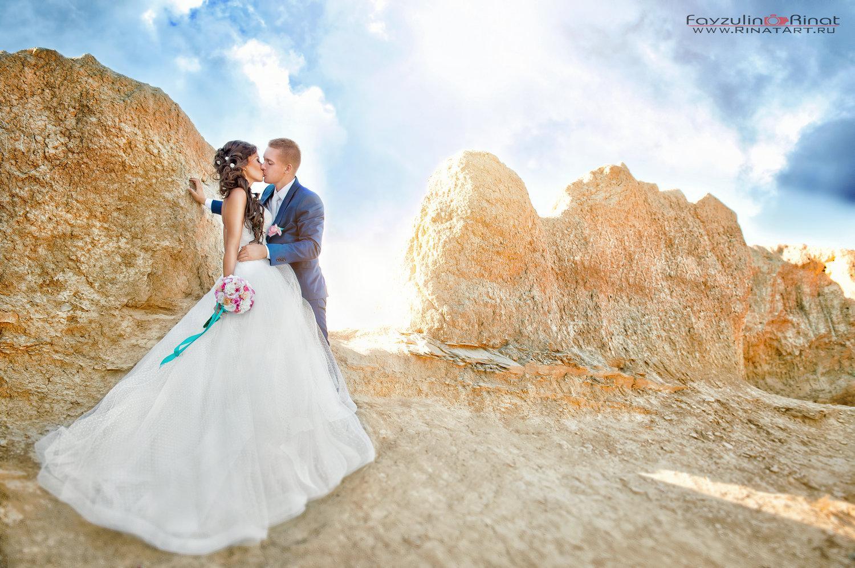 Галерея мест прогулки для свадебной фотосессии