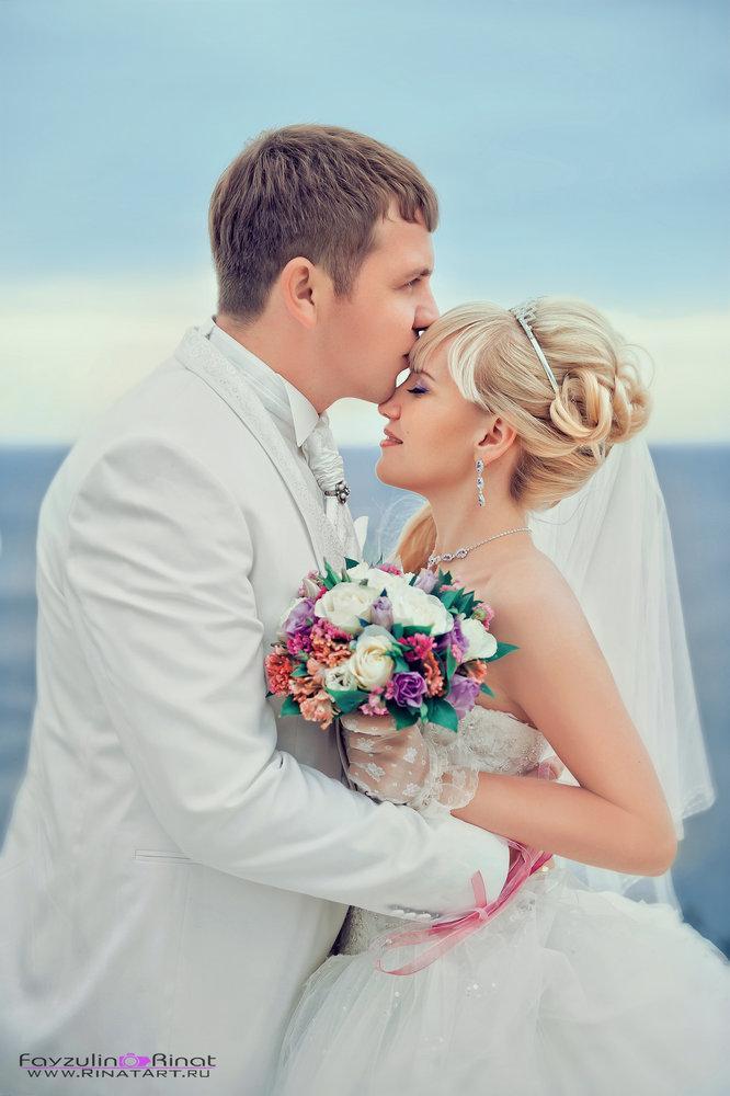 фотосессия свадебных моментов