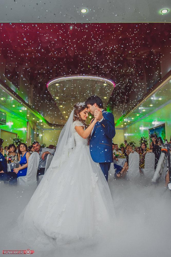 танец жениха и невесты фото