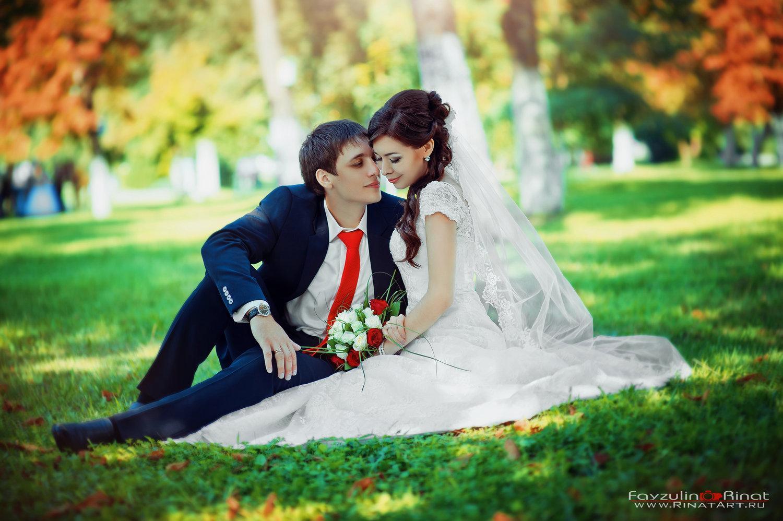 свадьба в разгаре