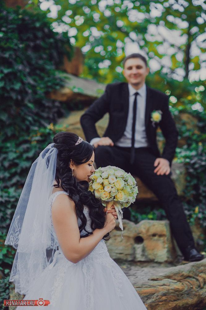 прогулочные места со свадьбы