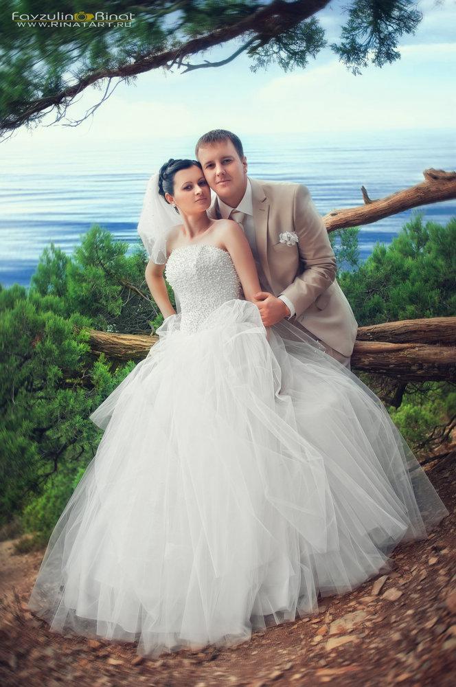 места прогулок со свадьбы