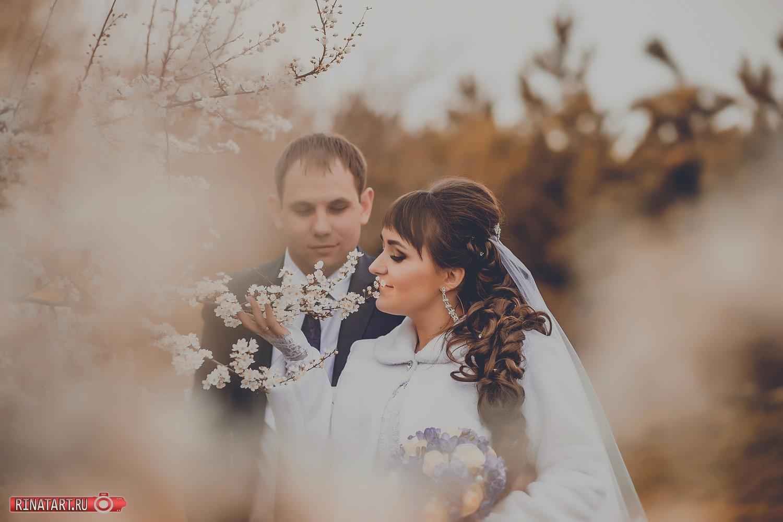 Фотосессия у свадебного фотографа