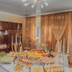 армянский свадебный стол