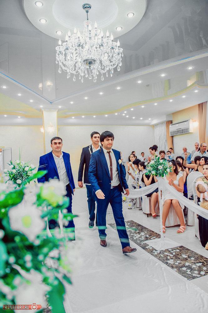 Профессиональная съемка армянской свадьбы