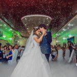 Банкет армянской свадьбы