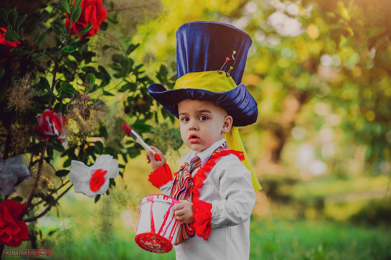 Уникальные идеи детской фотосессии
