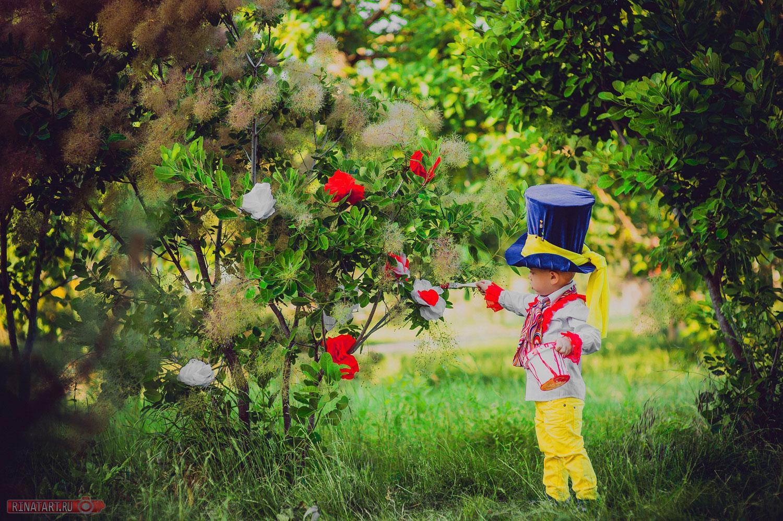 Хорошие идеи детской фотосессии