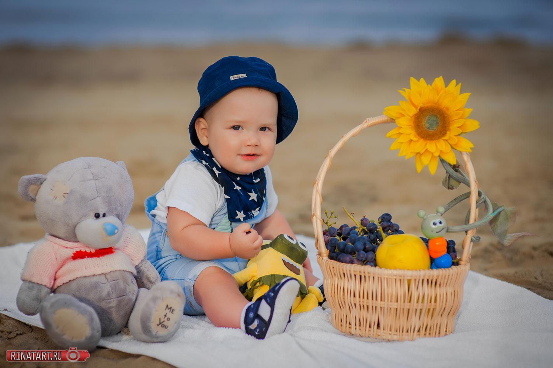 фото сессия малышей от рината