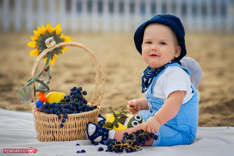 детская фото сессия от рината