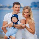 Как провести семейную фотосессию на пляже
