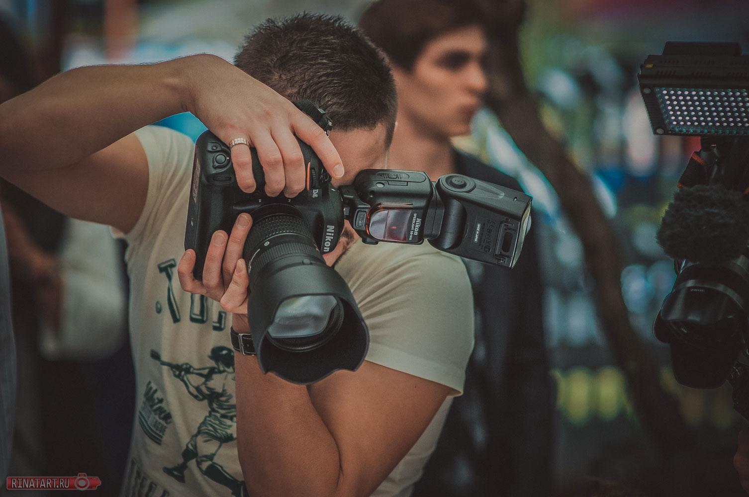 Как стать свадебным фотографом с чего начать