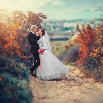 Красивые места для свадебной фотосессии в Анапе