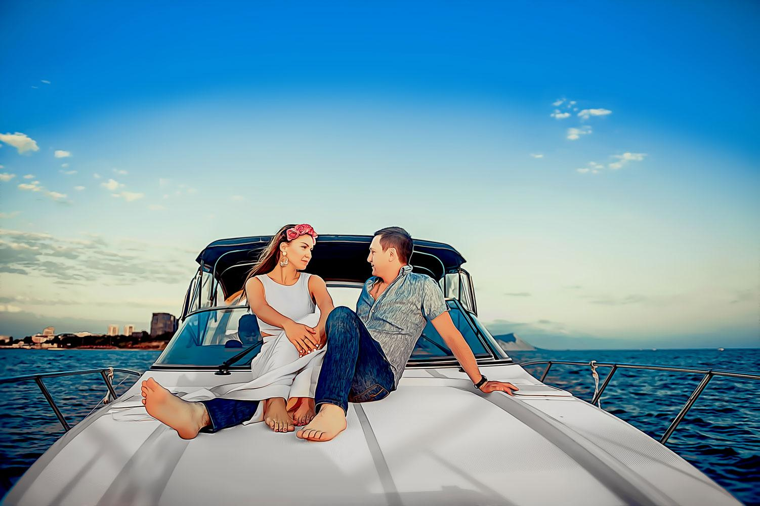 Фотографии молодоженов в медовый месяц в стиле ню, крупные пышные жопы сзади