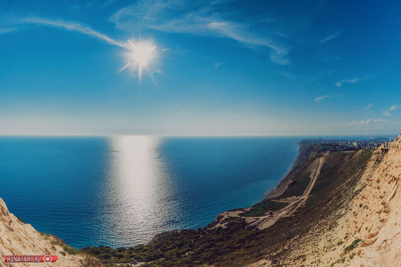 профессиональная фотосъемка красивых мест в Анапе