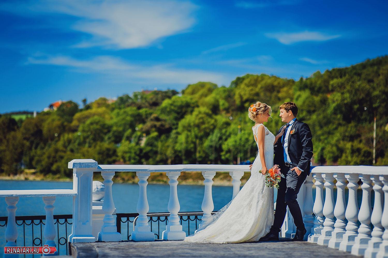 Заказать свадебную съемку у лучшего фотографа