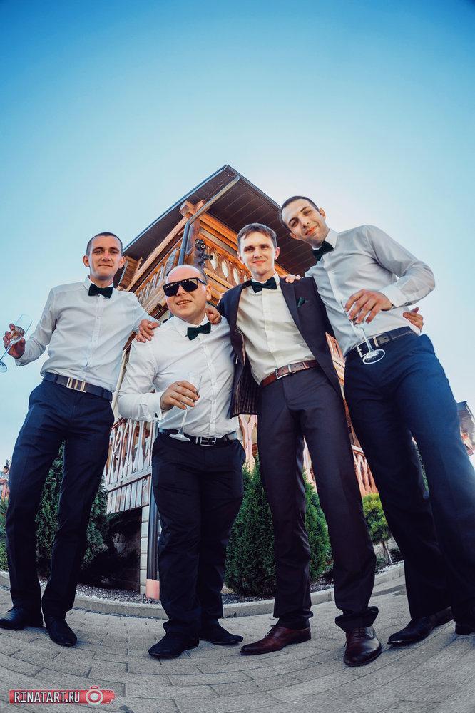 Идеи развлечений гостей на свадебной фотосъемке