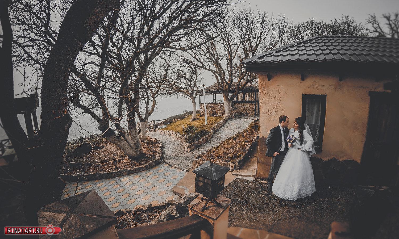 Места прогулки жениха и невесты в Сукко