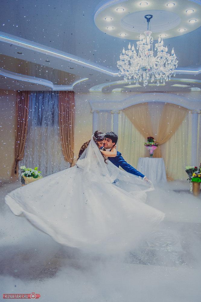 Фотосъемка у свадебного фотографа