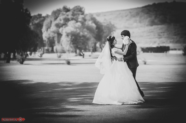 Красивая армянская свадебная фотосессия