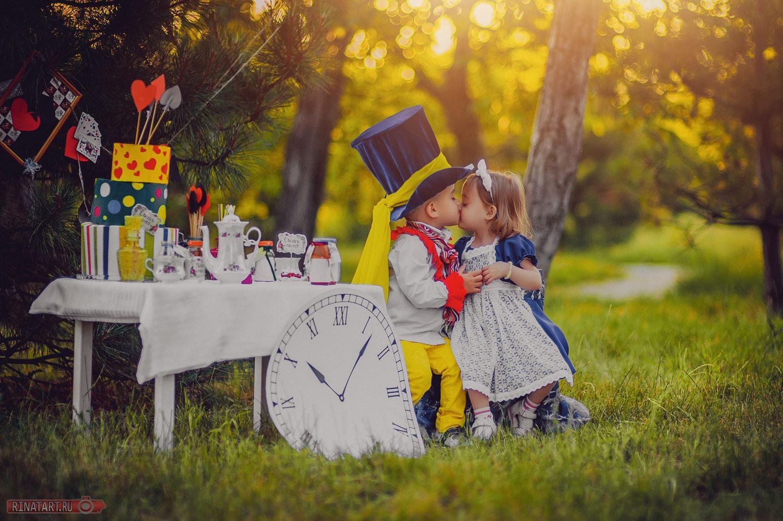 Интересные идеи фотосъемки деток