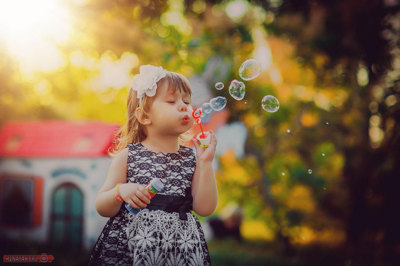 Самые интересные идеи детской фотосъемки
