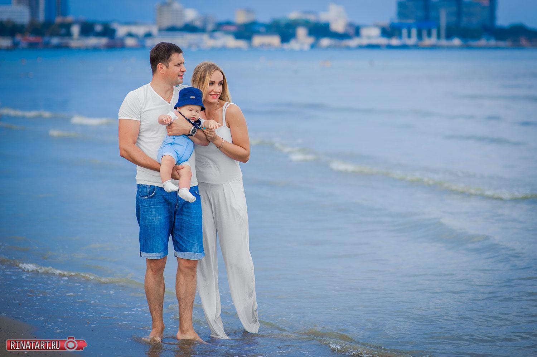 Лучши идеи съемки семьи на море в Анапе