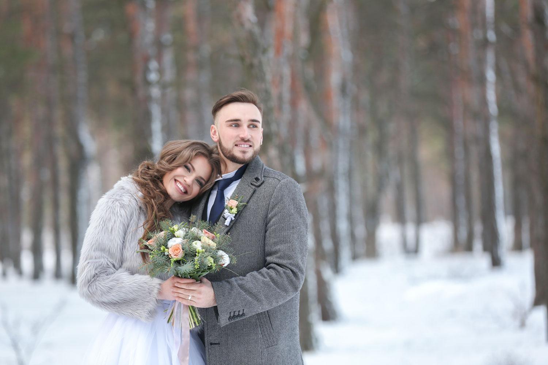 Профессиональная фотосъемка зимой